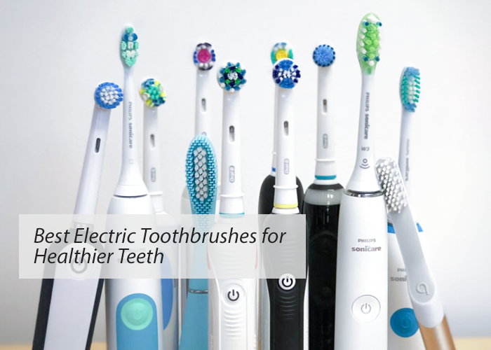 Best Electric Toothbrushes for Healthier Teeth • Gee Family Dental